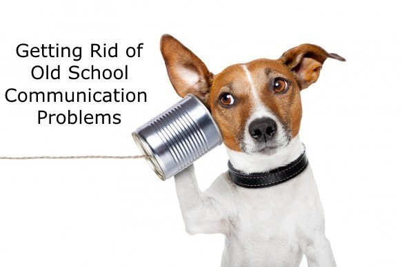 "Get Rid of ""Old School"" Healthcare Communication Problems"